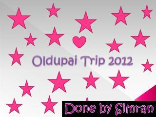 Oldupai Trip 2012