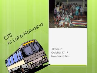 CFS At Lake  Naivasha