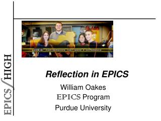 Reflection in  EPICS