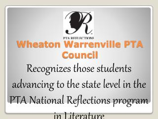 Wheaton Warrenville PTA Council