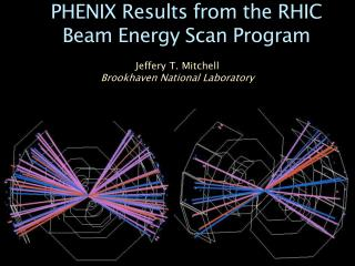 PHENIX Results from the RHIC Beam Energy Scan Program