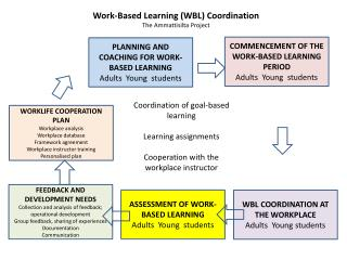 Work-Based Learning (WBL) Coordination The Ammattisilta Project