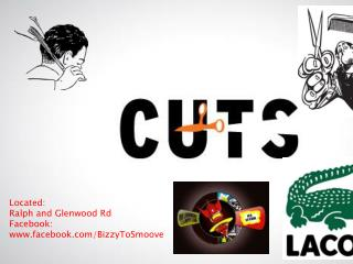 Located: Ralph and Glenwood Rd Facebook : www.facebook.com/BizzyToSmoove