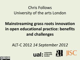 http://process.arts.ac.uk/
