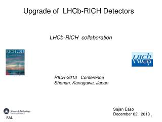 Upgrade of  LHCb-RICH Detectors