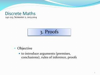 Discrete Maths