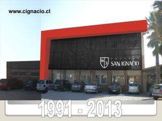 1991 - 2013