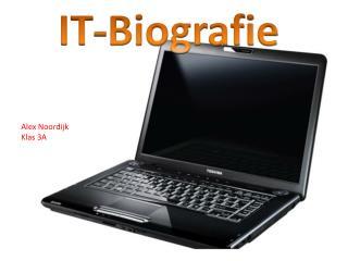 IT-Biografie