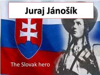 Juraj J ánošík