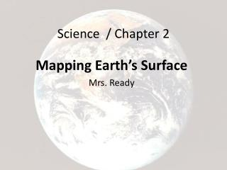 Science  / Chapter 2