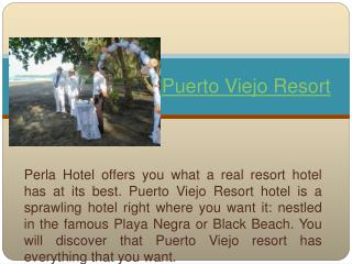 Costa Rica Hotel