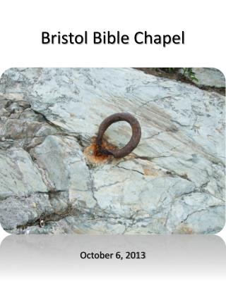 Bristol Bible Chapel