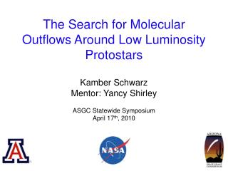 The Search for Molecular Outflows Around Low Luminosity Protostars