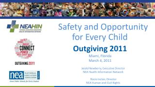 Safety and Opportunity for Every Child