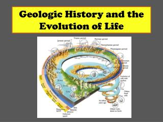 Geologic History and the Evolution of Life
