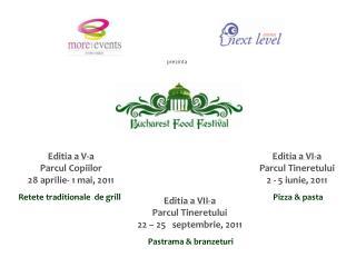 Bucharest foodfestival