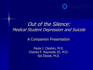 Suicide and Other Illness Rates Among Physicians