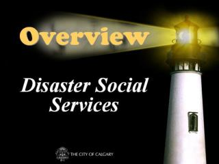 Disaster Social  Services
