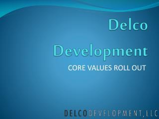 Delco Development