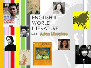 English II  World Literature