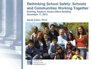 Key Components of Safe & Successful Schools