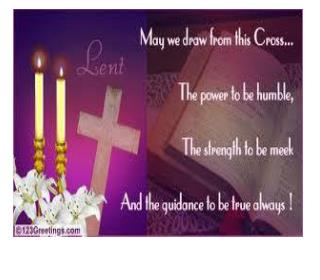 "Where does the word ""lent"" come from? What is the Latin word for lent?"