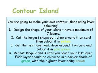 Contour  Island