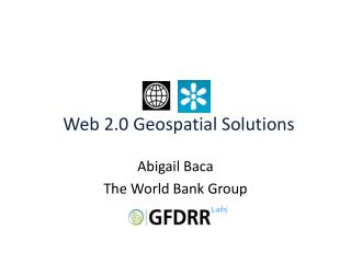 Abigail  Baca The World Bank Group
