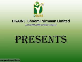 DGAINS  Bhoomi Nirmaan Limited