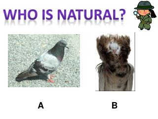 Who is natural?