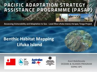 Aseri Baleilevuka OCEANS & ISLANDS PROGRAM SOPAC-SPC
