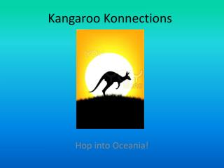 Kangaroo Konnections
