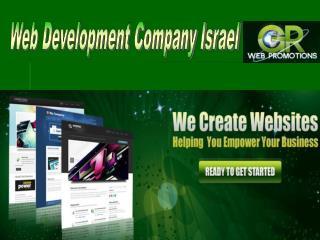 Web Design and Development Israel