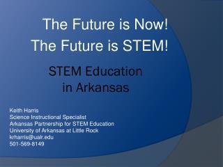 STEM Education  in  Arkansas