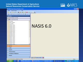 NASIS 6.0