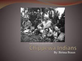 Chippewa Indians