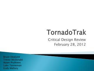 TornadoTrak