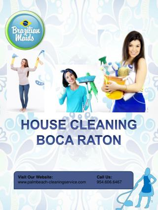 House Cleaning Coral Springs