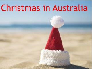 christmas  in  austra