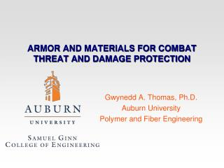 ARMOR AND MATERIALS FOR COMBAT THREAT AND DAMAGE PROTECTION
