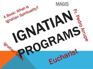 Ignatian Programs