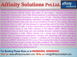 Kolte Patil Premium Villa - FAQ ON +91 9999684905