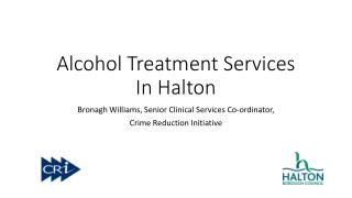 Alcohol  Treatment Services In  Halton