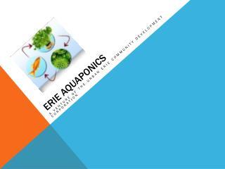 Erie Aquaponics