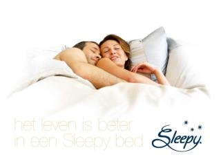 Sleepy Slaapgids 2011 - beter slaapcomfort