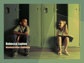 Rebecca Lupton