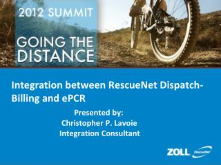 Integration between RescueNet  Dispatch-Billing  and ePCR