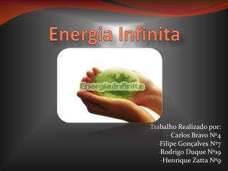 Energia Infinita