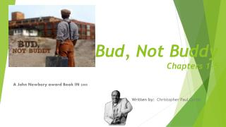 Bud, Not Buddy Chapters 1-5
