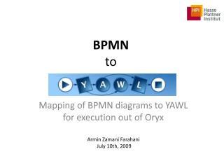 BPMN to